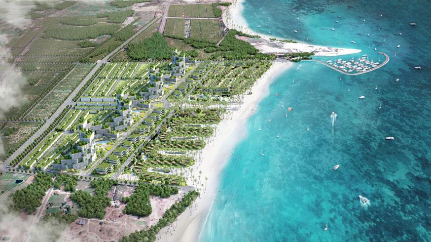 Dự án Thanh Long Bay xứng đáng là một lựa chọn ưu tiên của nhà đầu tư khi nghĩ về second home.