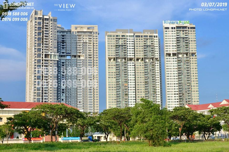 Dự án căn hộ The View - Riviera Point quận 7 - Képpel Land