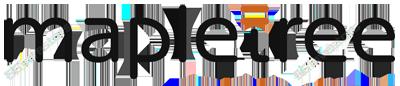 logo mapletree company.