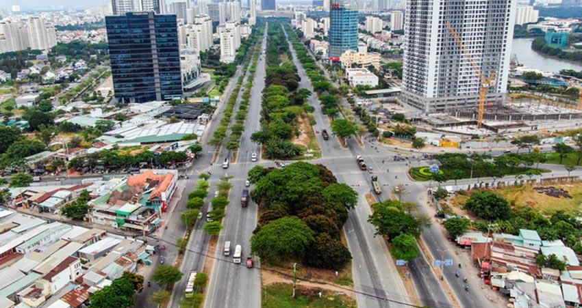 Bất động sản khu Nam Sài Gòn nắm giữ tiềm năng phát triển mạnh mẽ trong trung và dài hạn.